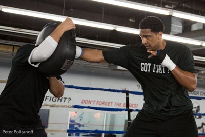 London 2012: 5 Questions with Unlikely US Olympic Boxer Dominic Breazeale