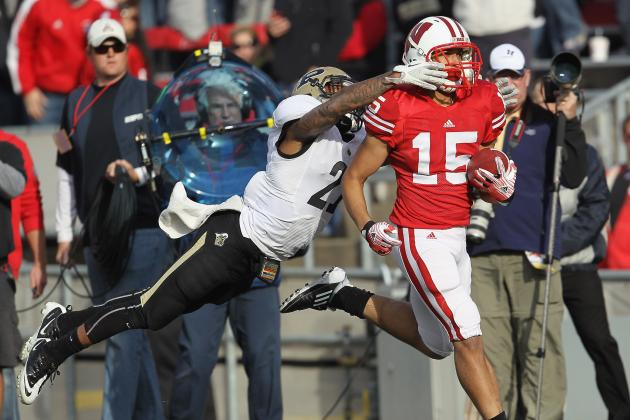 Big Ten Football Top 150 Players: No. 117, Jeff Duckworth, Wisconsin WR