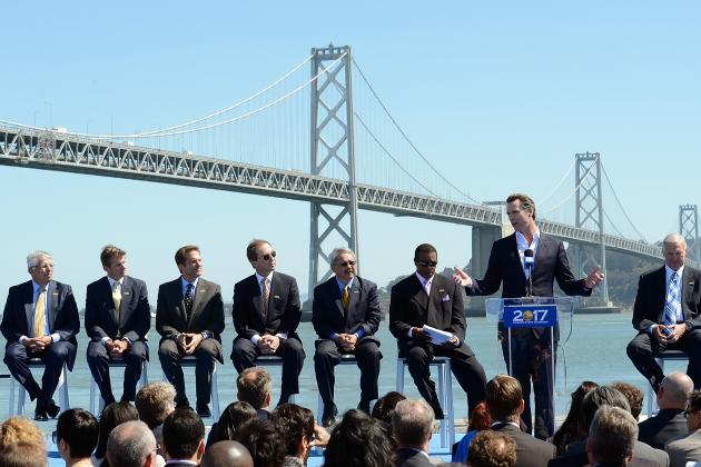 Golden State Warriors: 5 Things to Look Forward to When Team Moves to SF