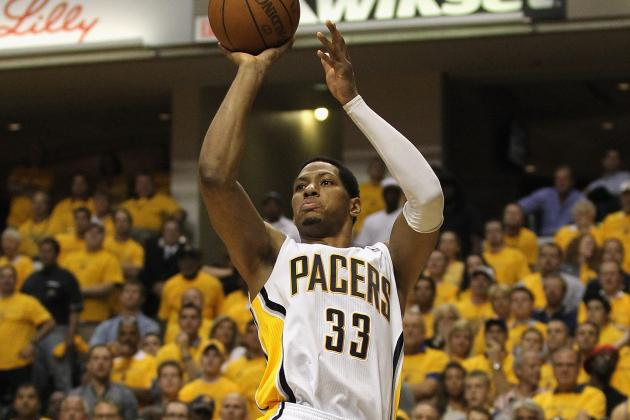 Indiana Pacers: Possible Trades Involving Danny Granger