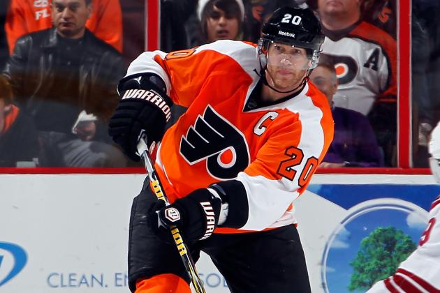 Philadelphia Flyers: Predicting Chris Pronger's Role in 2012-2013
