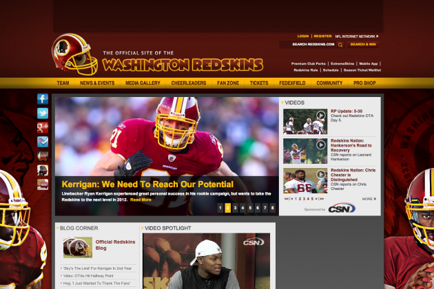 Websites and Forums Every Washington Redskins Fan Should Visit
