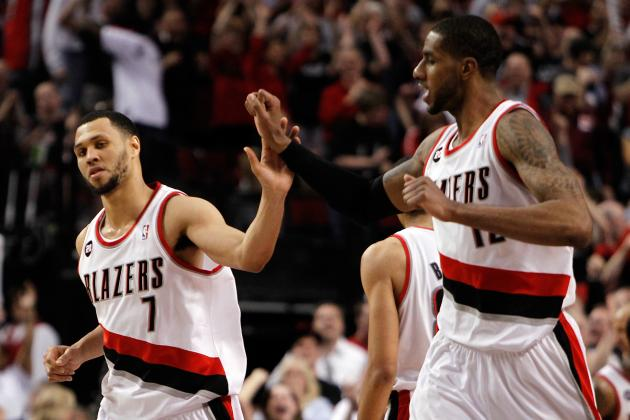 2012 NBA Lottery Results: 2 Early Draft Picks Will Ease Pain for Trail Blazers