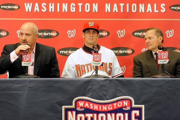 MLB Draft 2012: Washington Nationals Pay the Price When Dealing with Scott Boras
