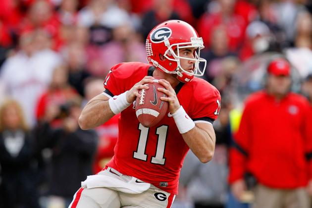 Aaron Murray vs. Tyler Wilson: Who Is the SEC's Top Quarterback for 2012?