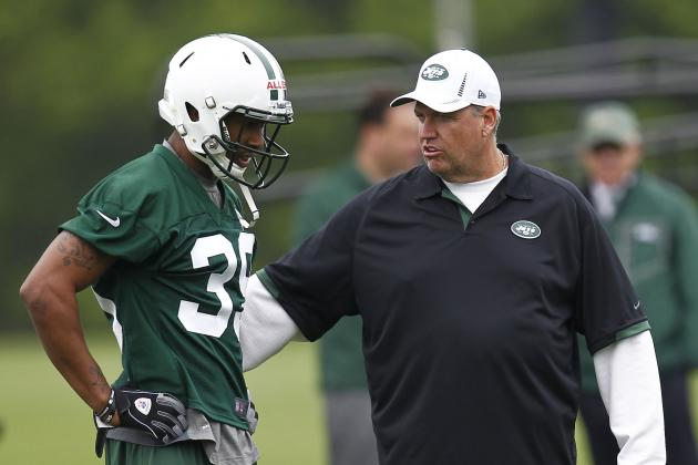 Rex Ryan and New York Jets at Crossroads Entering the 2012 Season