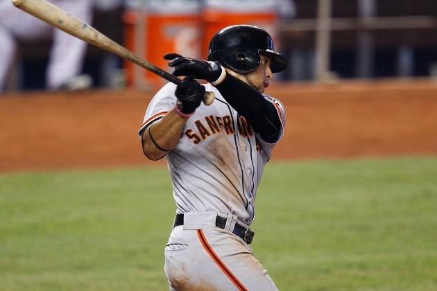 Gregor Blanco: The Unlikely Spark Plug of the Giants Offense