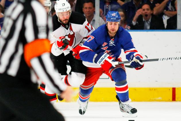Numbers Don't Lie: Why Rick Nash Is Detrimental to the Rangers' Gameplan