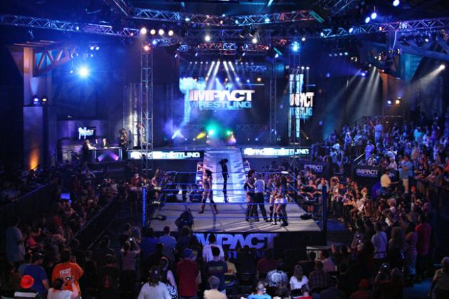 TNA/Impact Wrestling Goes Live May 31, 2012: Do Not Miss out on the Epic Night!