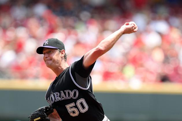 Busy Day for Colorado Rockies: Moyer, CarGo, and Tulo All in the News