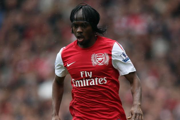 Gervinho Is Primed for a Breakout 2012-13 Season with Arsenal