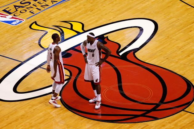 NBA Playoffs 2012: Why Miami Heat Will Sweep Boston Celtics