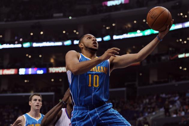 NBA Rumors: Why Eric Gordon Isn't Worth a Max Contract