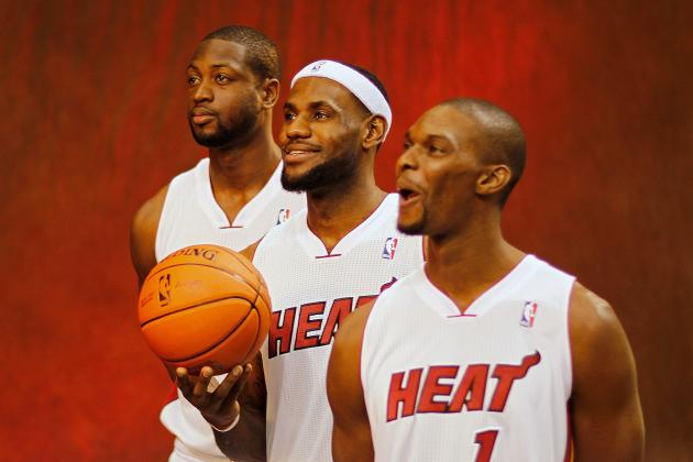 Miami Heat's Chris Bosh Will Decide Who Wins the NBA Championship