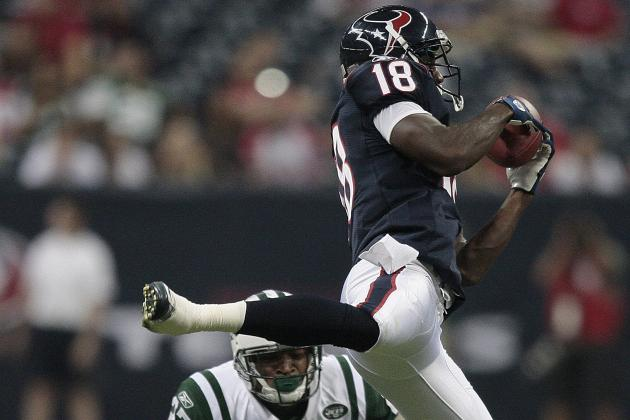 Lestar Jean Needs to Hit the Next Level for the Houston Texans