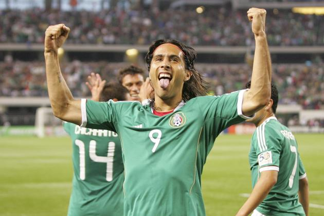 Mexico vs. Bosnia Live Stream: TV Info for International Friendly