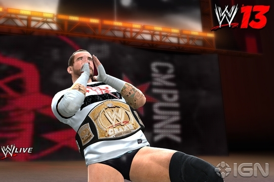 WWE 13: Confirmed Roster and Superstars for WWE's New Video Game