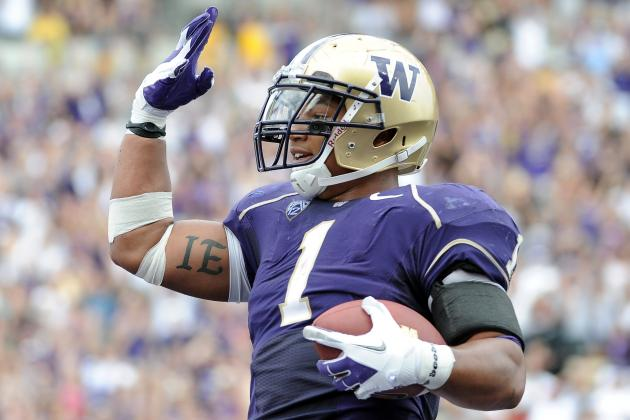 NFL Undrafted Free Agents: Why Chris Polk Will Shock the World in 2012