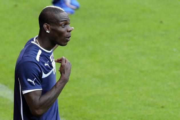 Italy: Will Racism Be a Problem for Mario Balotelli in Poland/Ukraine?