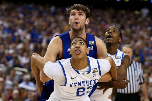 NBA Draft 2012: Anthony Davis Is Best Big Man to Enter Draft Since Tim Duncan
