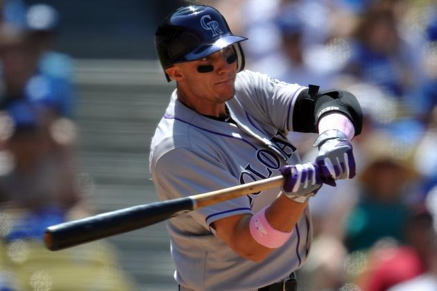 Troy Tulowitzki Injury: Updates on Rockies Star's Groin Injury