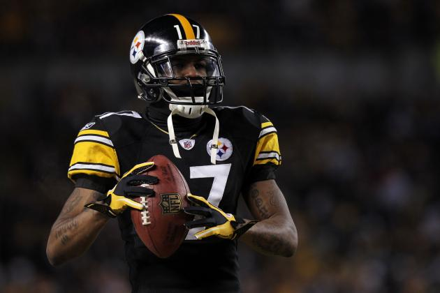 Why Pittsburgh Steelers WR Mike Wallace Is the AFC North's Most Explosive Player