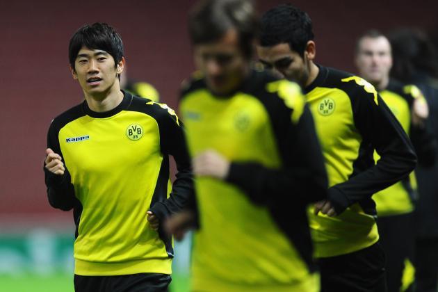 Manchester United Transfer: 4 Reasons Shinji Kagawa Can Help Eden Hazard Snub