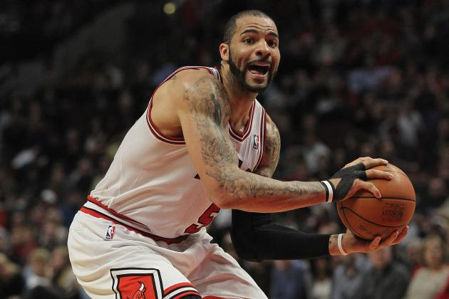 Chicago Bulls: Next Season Is Make or Break for Carlos Boozer