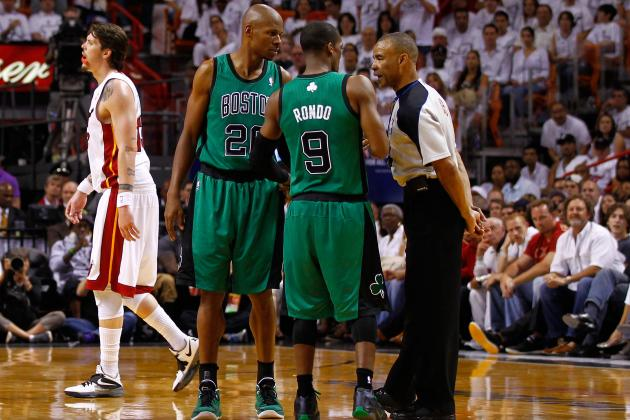 NBA Playoffs 2012: Did One-Sided Officiating Cost the Celtics a Game 2 Victory?