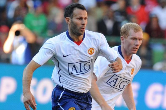 The 40-Year-Old Footballer: Paul Scholes, Ryan Giggs a Sign of Things to Come?