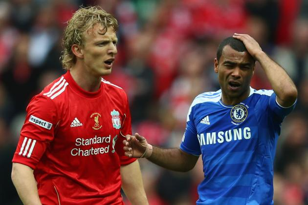 Liverpool Transfer News: Forward Dirk Kuyt Best Served Leaving Anfield