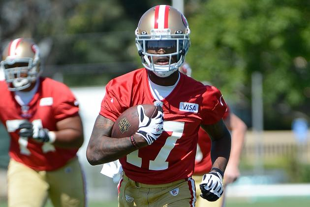 The Best Rookie Storylines at San Francisco 49ers OTAs