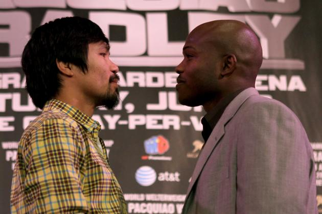 Pacquiao vs. Bradley: Fight Time, Date, Undercard, PPV Info and More