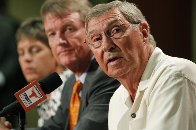 Texas A&M Football: DeLoss Dodds' Quote Indicates Texas Feels Threatened by SEC