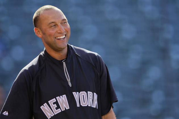 Derek Jeter: Yankees Great Already Past Cal Ripken as Greatest Shortstop Ever