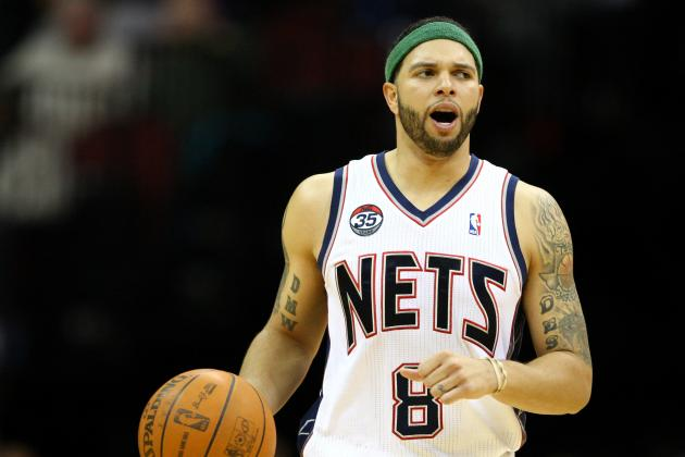 Why Deron Williams, Not Dwight Howard, Should Be Offseason Focus for L.A. Lakers