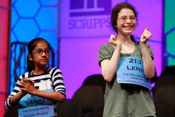 Lena Greenberg: Scripps Spelling Bee Has Superstar in Finals-Bound Speller