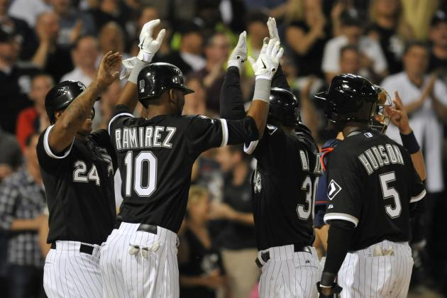Chicago White Sox:  Forget Rebuilding, Sox Just Winning Instead