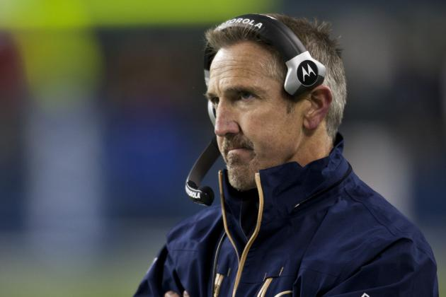 Fired Equipment Manager Sues St. Louis Rams for Age Discrimination