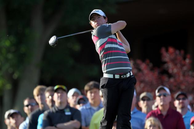 Rory McIlroy's Rocky Start to Memorial Championship Shows He's Unprepared