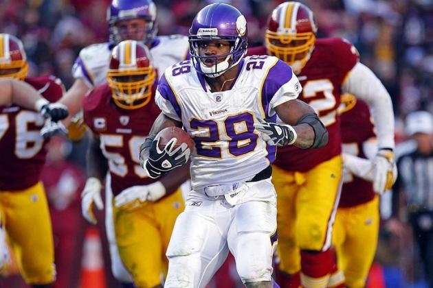 Fantasy Football: Workout Video Sparks Adrian Peterson Pre-Draft Change of Heart