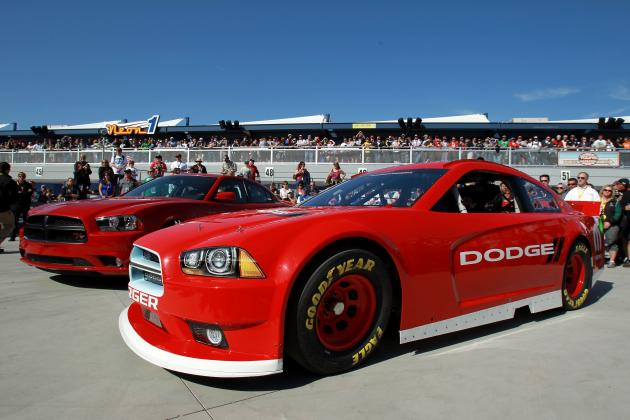 Dodge Running out of Time to Establish 2013 NASCAR Sprint Cup Program