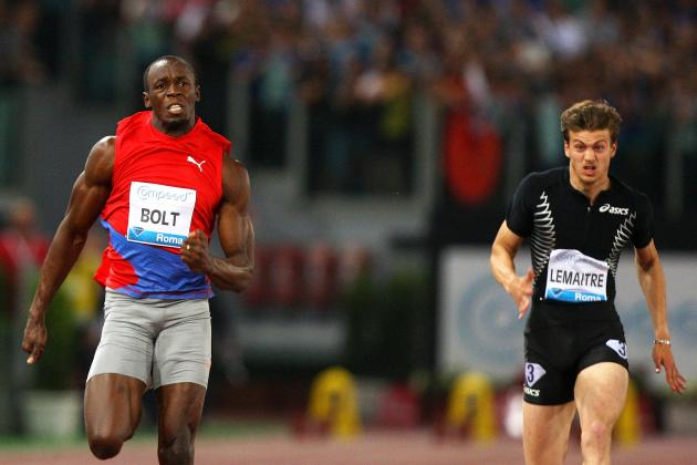 Usain Bolt: Olympic Champ Silences Doubters with World-Leading Time in Rome