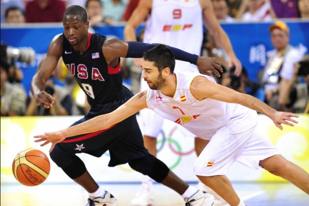London 2012: David Stern, Olympic Basketball and the NBA's World Cup Dream