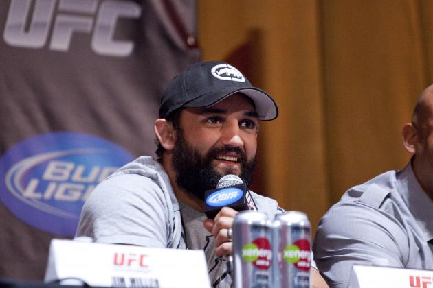 TUF Live Finale: Should Johny Hendricks Fight Winner of Ellenberger-Kampmann?