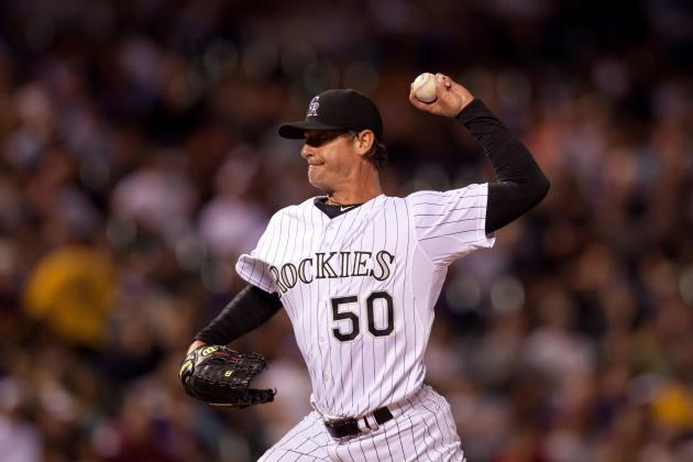 Colorado Rockies Jamie Moyer Shouldn't Hang Up His Spikes Just Yet