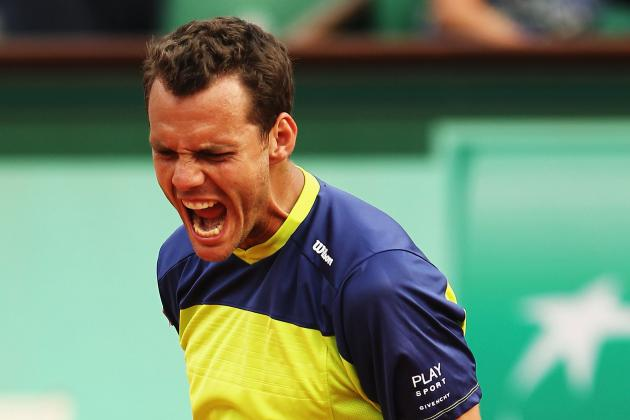 French Open 2012 Scores: Latest Updates on Roland Garros' Top Stars