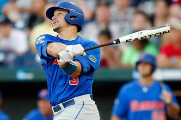 2012 MLB Mock Draft: Dominant Sluggers Who Are on Fast Track to Majors
