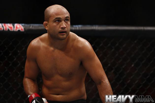 BJ Penn on a UFC Return: 'I'm Kind of Warming Up to the Idea'