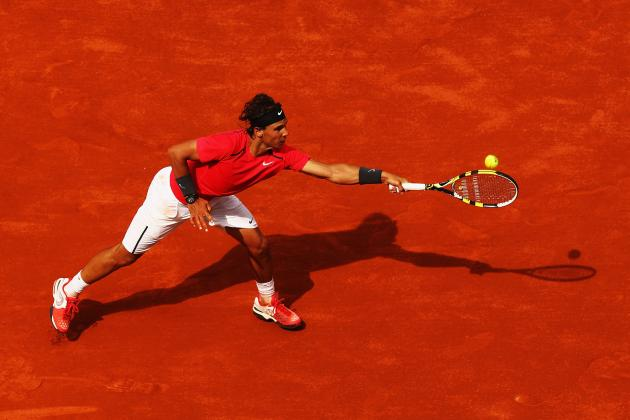 French Open 2012 TV Schedule: Where to Catch the Latest Action